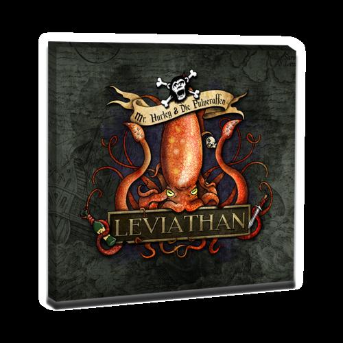 Mr. Hurley & Die Pulveraffen – Leviathan